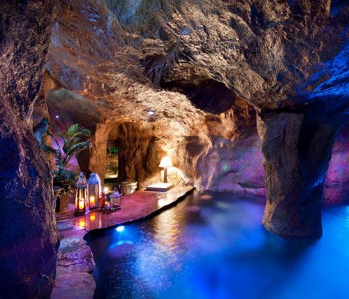 ultimate man cave