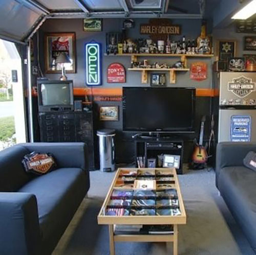 The Best Man Cave Garage Ideas Truemancave