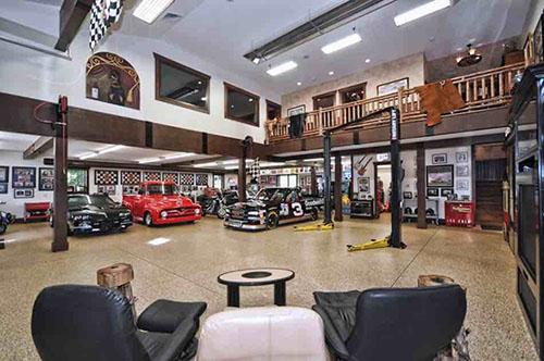The Best Man Cave Garage Ideas