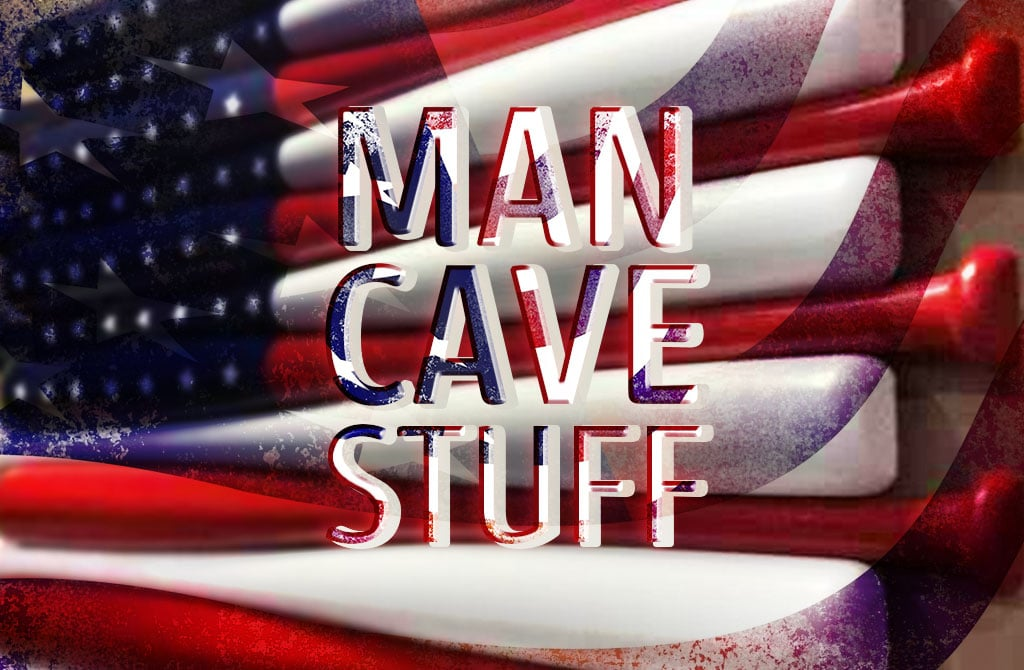 man cave stuff feature