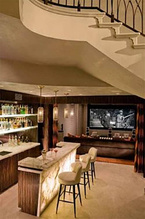 How to Make a Man Cave Bar