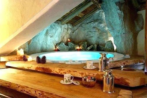 Making A Man Cave With A Hot Tub Truemancave